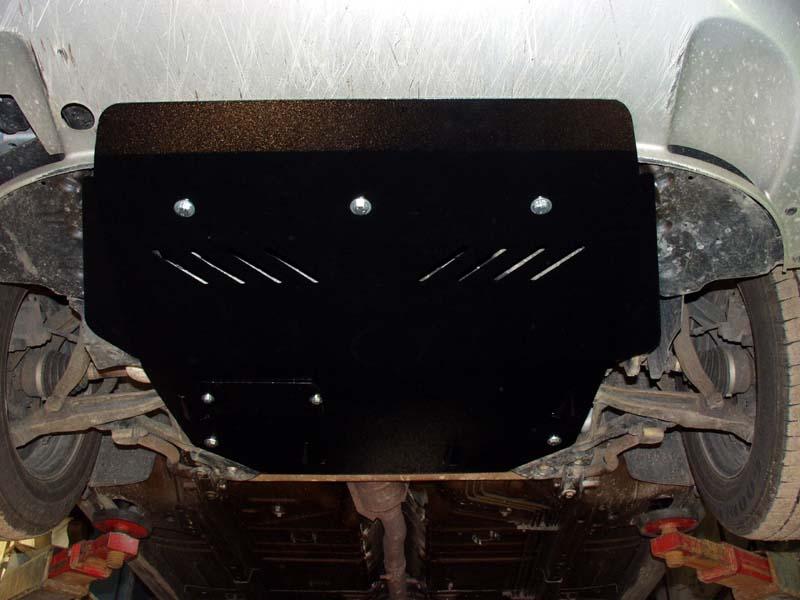 Защита двигателя и КПП Шериф