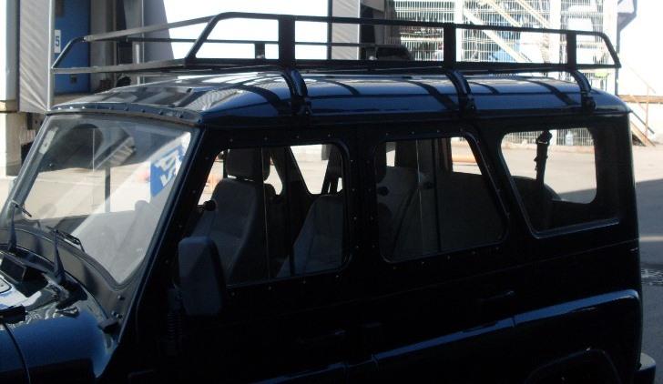 Багажник на уаз 469 своими руками фото чертежи 237