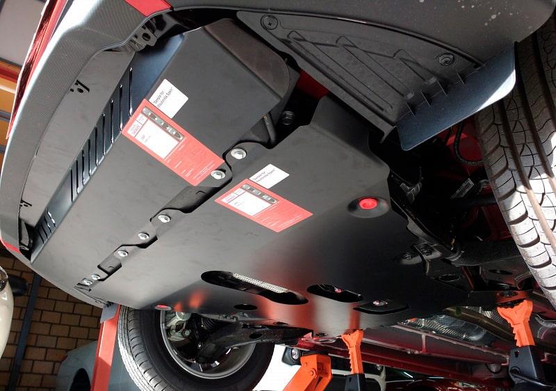 Защита картера двигателя Шериф 29.3049 для SSANG YONG Tivoli